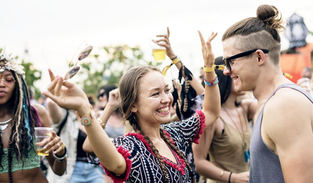 Rythmer sa vie à petits prix : découvrez les festivals de l'été