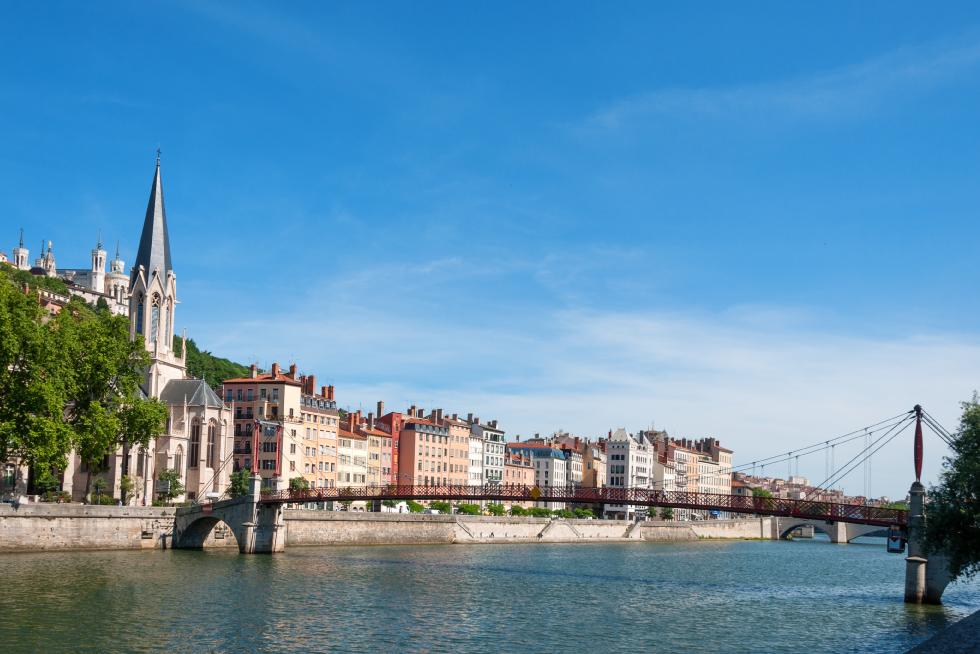 Visiter Lyon : les quais